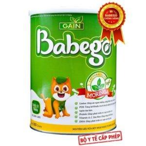 Sữa Babego (0-12 tháng) 800gr - hinh 02