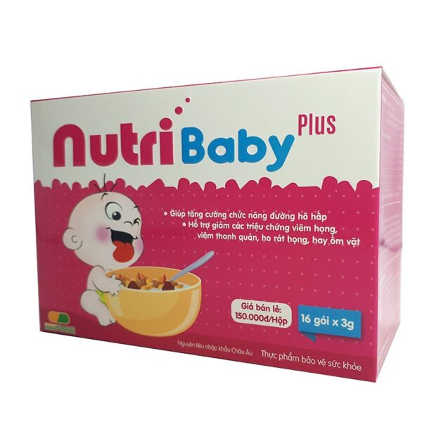 Combo 2 hộp NutriBaby Plus - hinh 01