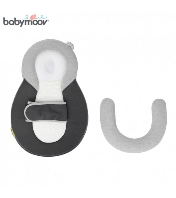 Đệm ngủ đúng tư thế có đai Babymoov Plus - hinh 02