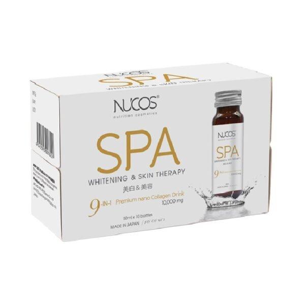 Nước uống Collagen NUCOS SPA 10.000 - hinh 00
