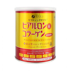 Bột uống Collagen & Hyaluron Q10 Fine Japan - hinh 01