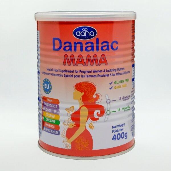 Sữa bột Danalac Mama - Hộp 400g - hinh 01